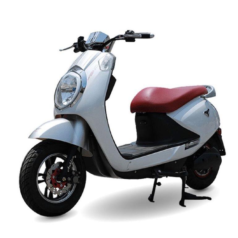 Xe máy điện Diamond Anbico đặc biệt phù hợp với phái đẹp