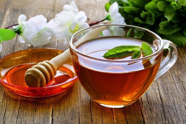 Giảm cân nhờ kết hợp mật ong - trà xanh