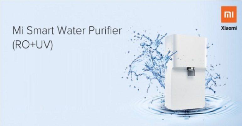 Máy lọc nước Xiaomi Mi Smart Water Purifier có tốt không ? Giá bao nhiêu ?