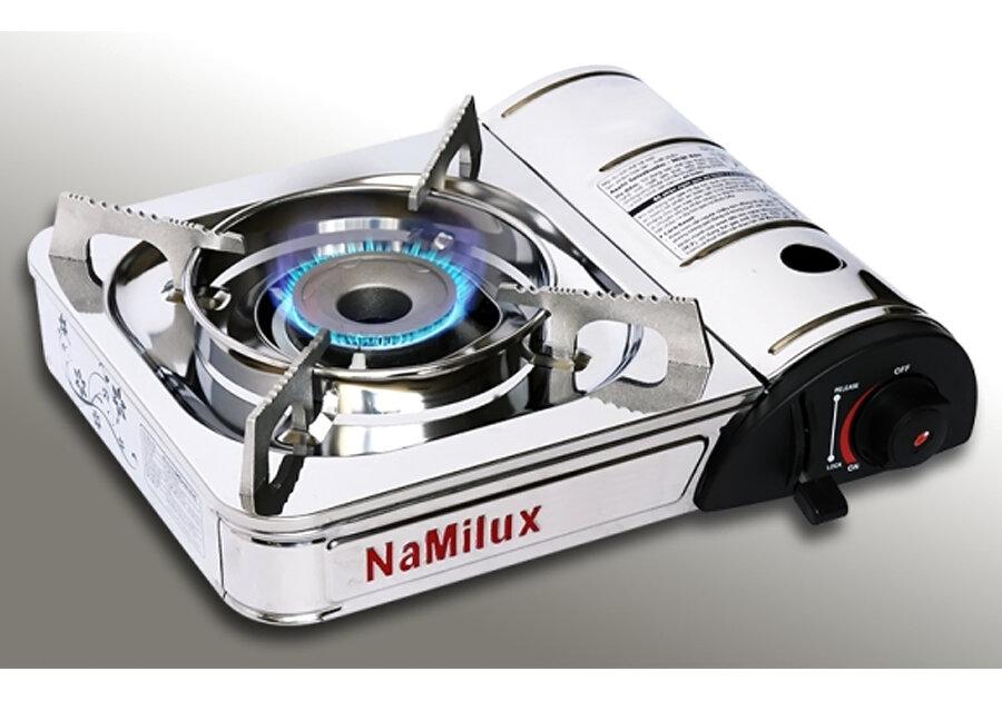 Bếp ga Namilux compact hồng ngoại 183 PS/AS vỏ ngoài sáng bóng