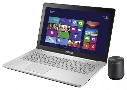 N550LF Laptop giải trí cao cấp của ASUS