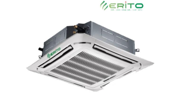 Điều hòa âm trần cassette Erito có những loại nào ? Giá bao nhiêu ?