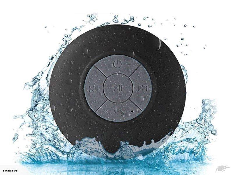Sở hữu loa bluetooth chống nước