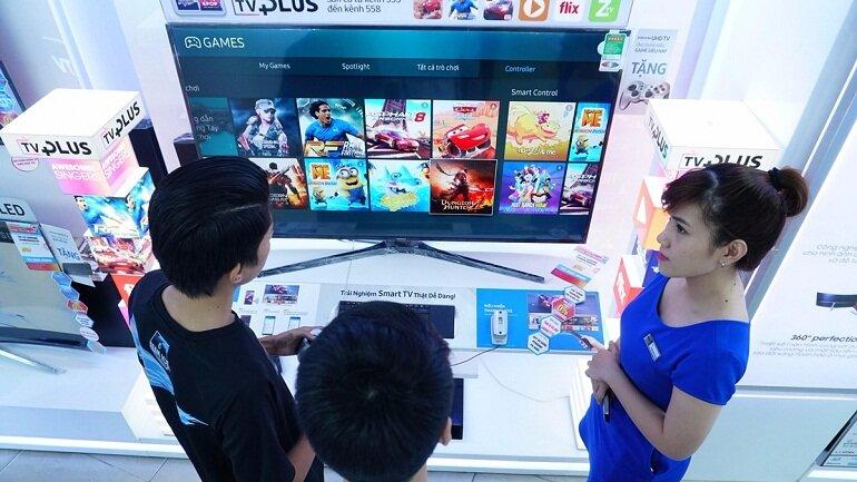 Tại sao giá smart tivi Tết 2021 lại giảm?