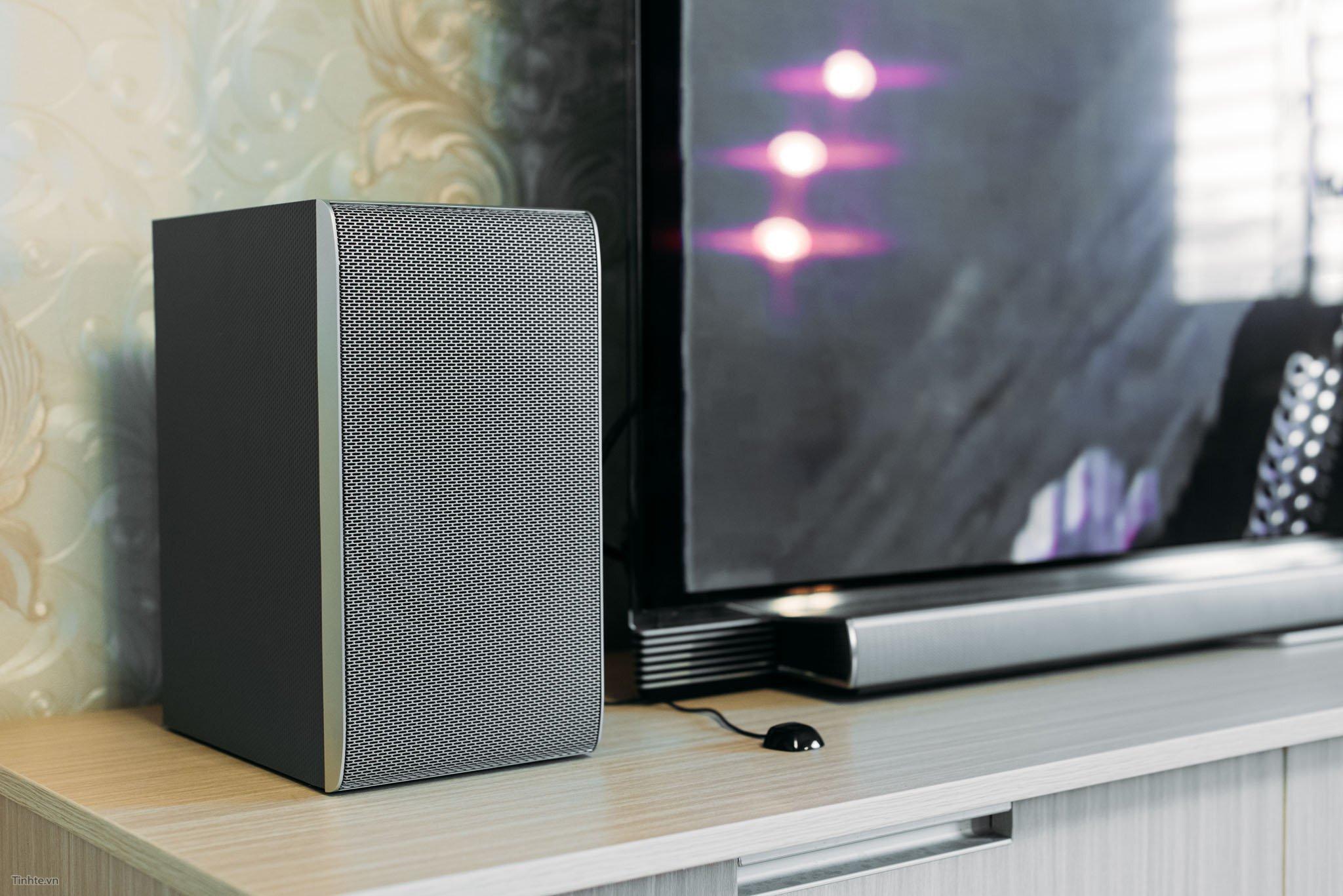 Loa Soundbar 4.1Ch LG SJ4R một thiết bị âm thanh tuyệt vời