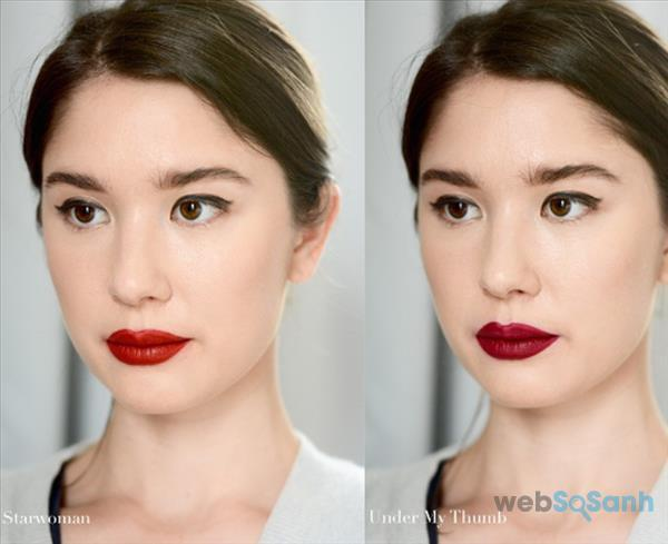 Nars Powermatte Lip Pigment màu Starwoman