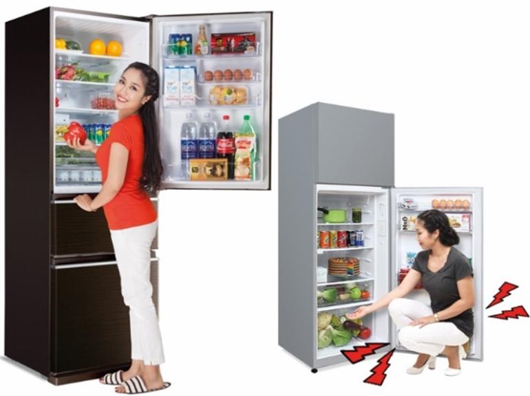 tủ lạnh 3 ngăn