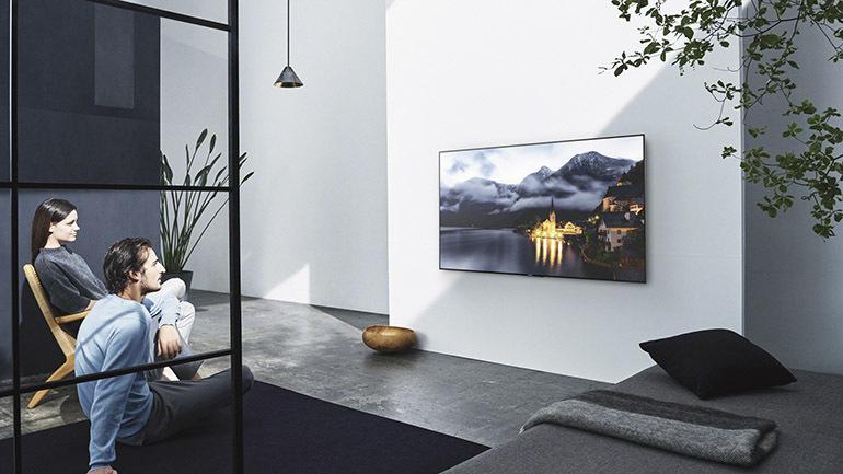 Tivi 4K Sony: Thương hiệu tivi đáng sắm nhất trong năm 2018