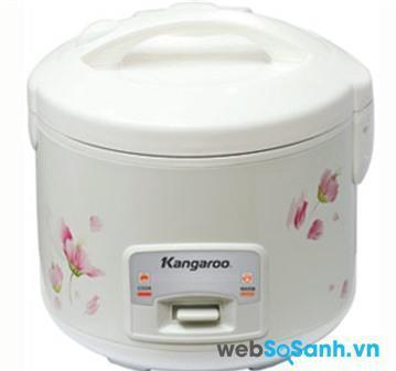 Nồi cơm điện Kangaroo KG377 - 1.8 lít