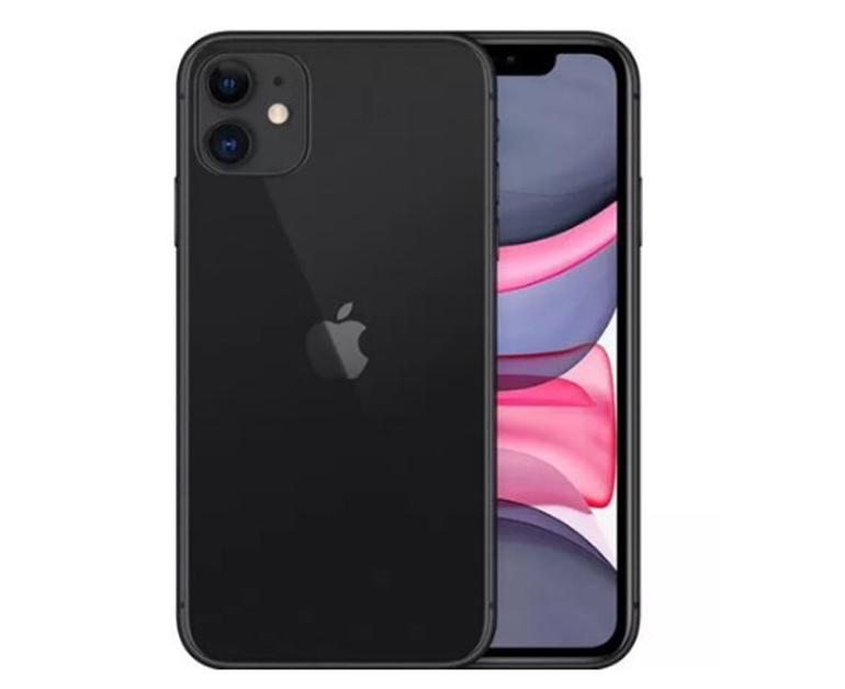 iPhone 11 màu đen truyền thống