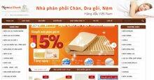 Nemsaithanh.com – Nhà phân phối chính hãng thương hiệu nệm hàng đầu Việt Nam