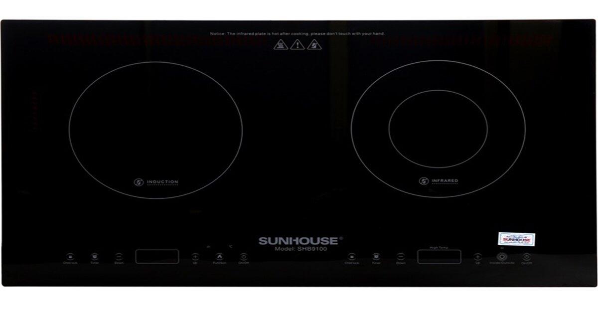 Nên chọn bếp từ Sunhouse SHB-DI02 giá 2 triệu hay bếp từ Sunhouse SHB9105giá 3 triệu đồng ?