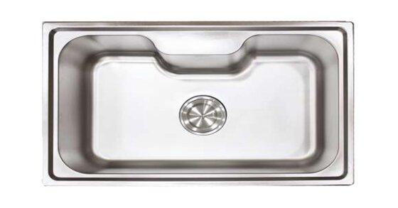 Nên chọn bồn rửa bát 1 ngăn lớn hay bồn rửa bát 2 ngăn ?