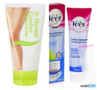 Nên chọn kem tẩy lông Veet hay kem tẩy lông Missha của Hàn Quốc?