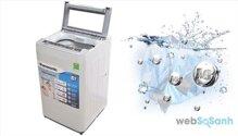 Nên chọn máy giặt 5 triệu Panasonic hay Samsung ?
