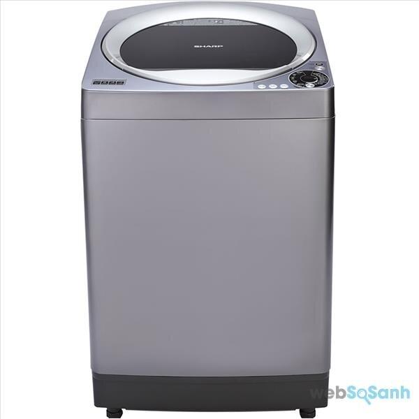 Nên chọn máy giặt 5 triệu Sharp ES-U95HV-S hay Panasonic NA-F85A1WRV