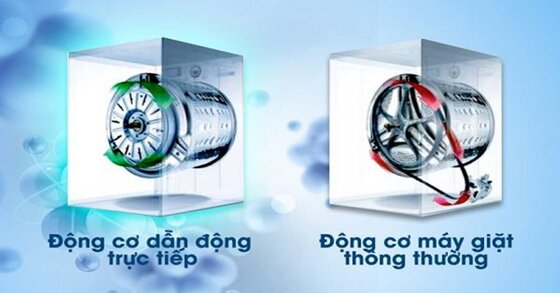 Nên chọn máy giặt inverter hay máy giặt thường ?