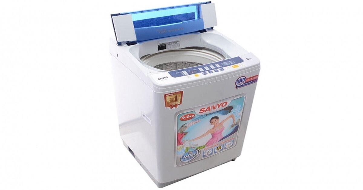 Nên chọn máy giặt Sanyo lồng đứng 9kg loại nào tốt ?