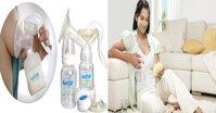 Nên chọn máy hút sữa bằng điện hay máy hút sữa bằng tay