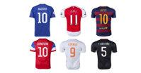 Nên chọn mua áo bóng đá bằng chất vải gì?