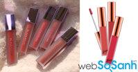 Nên chọn mua son Bbia Velvet Lip Tint #25 hay Black Rouge Air Fit Velvet Tint A12 cho cô nàng mùa hè ?