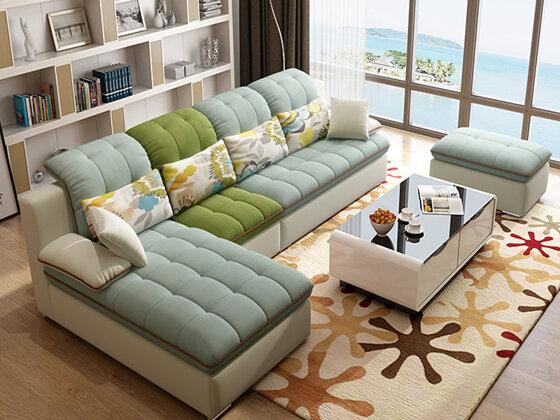 Nên chọn sofa chất liệu gì tốt bền đẹp? Ưu nhược điểm của từng loại