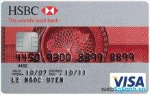Nên chọn thể Visa nào của HSBC?