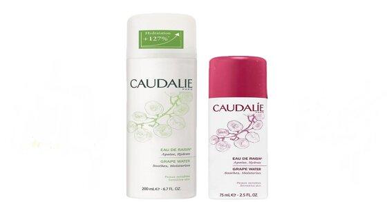 Nên chọn xịt khoáng Caudalie 200ml xanh hay xịt khoáng Caudalie đỏ?