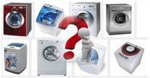 Nên lựa chọn máy giặt loại nào tốt và giá cả phải chăng nhất 2019