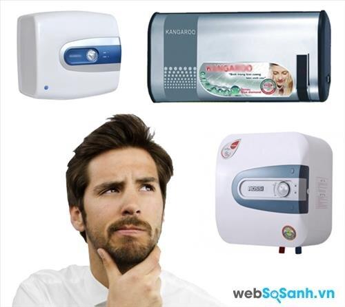 Nên lựa chọn máy nước nóng trực tiếp hay máy nước nóng gián tiếp cho nhu cầu của bạn?