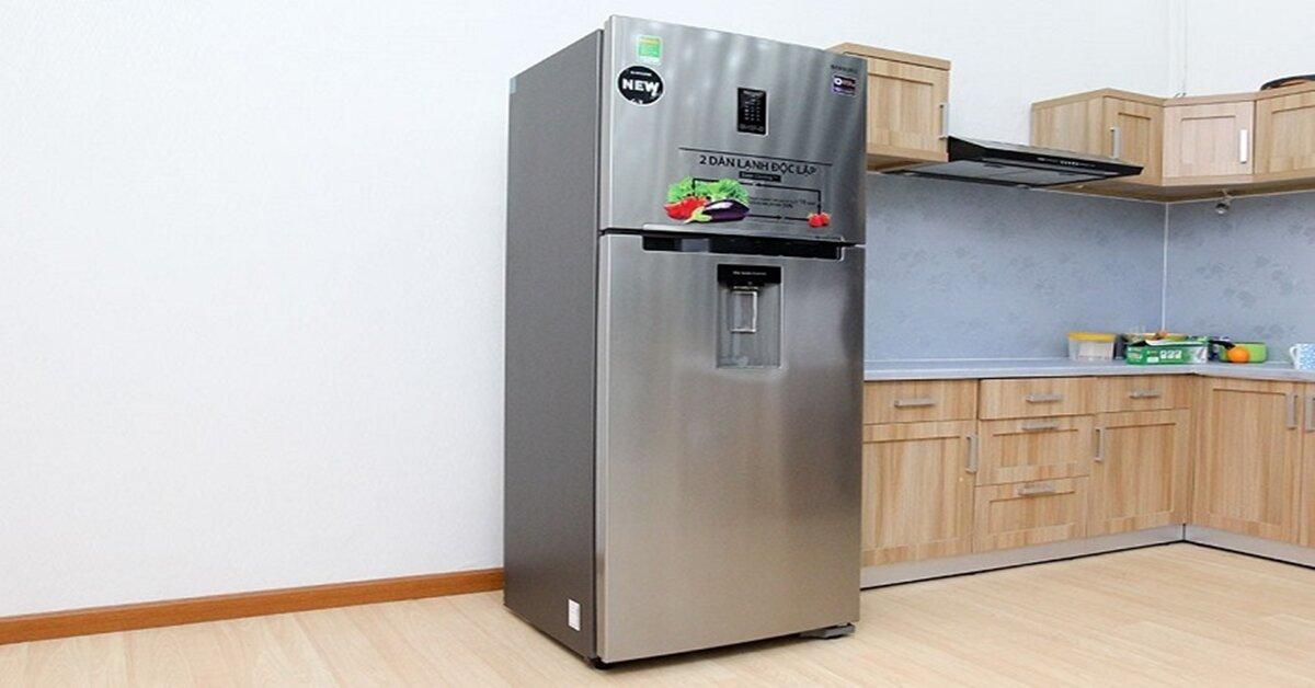 Nên lựa chọn tủ lạnh làm đá tự động nào?