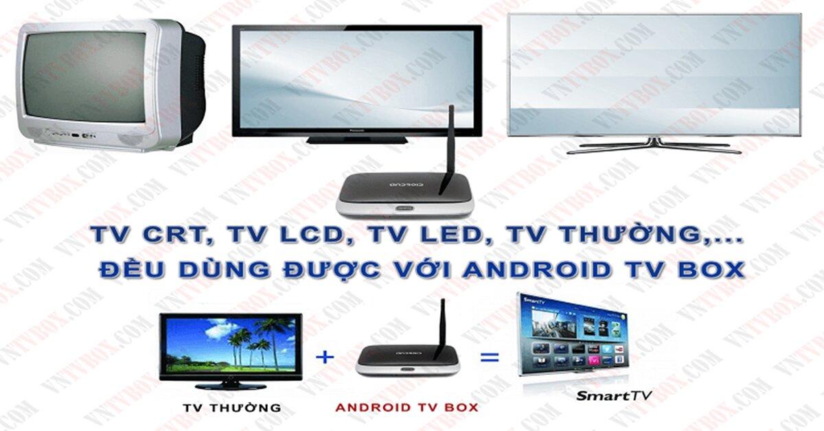 Nên mua Android TV Box nào và mua ở đâu ?