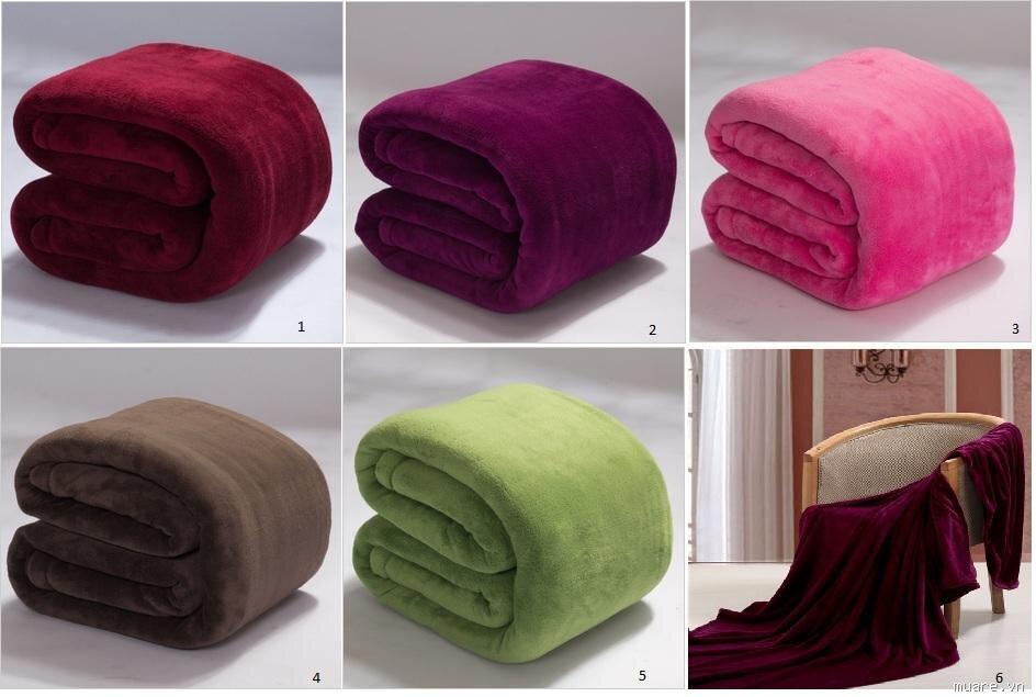 Nên mua chăn lông cừu loại nào tốt nhất?