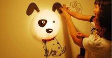 Nên mua đèn ngủ 3D dán tường cho bé không ? giá bao nhiêu ?