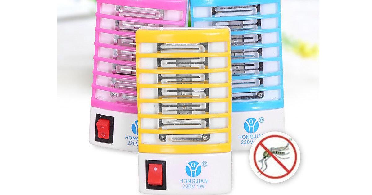 Nên mua đèn ngủ bắt muỗi giá rẻ dưới 50.000 đồng không ?