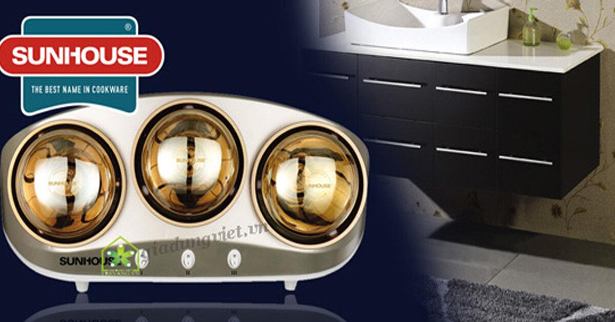 Nên mua đèn sưởi nhà tắm Kottmann hay Sunhouse trong thời tiết lạnh buốt này?