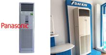 Nên mua điều hòa cây của Daikin hay Panasonic ?