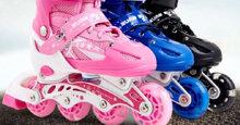 Nên mua giày trượt patin 4 bánh ngang hay dọc?