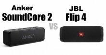Nên mua loa di động Anker SoundCore 2 hay JBL Flip 4?