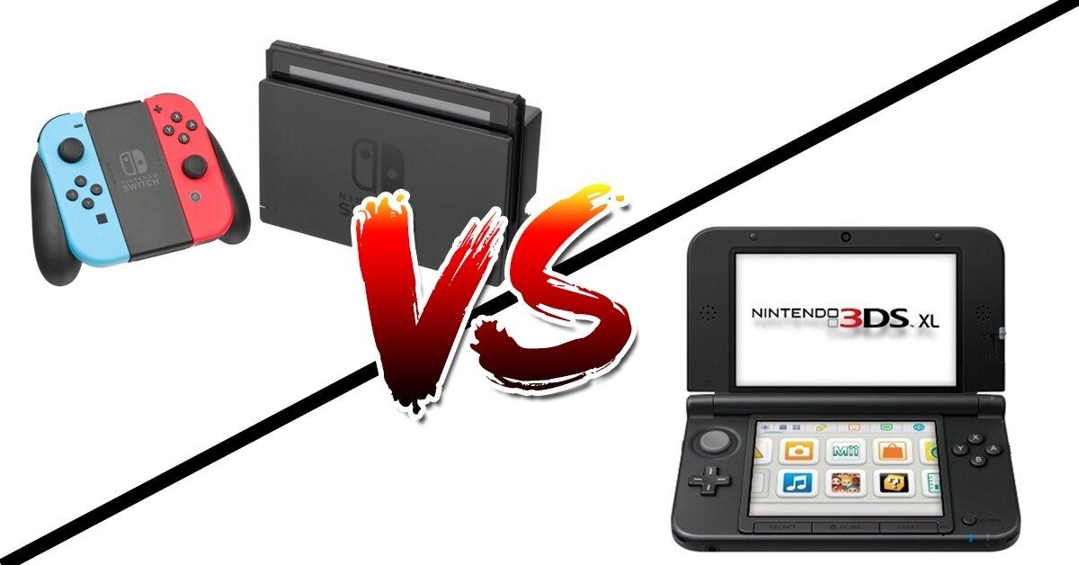 Nên mua máy chơi game Nintendo Switch hay 3DS?