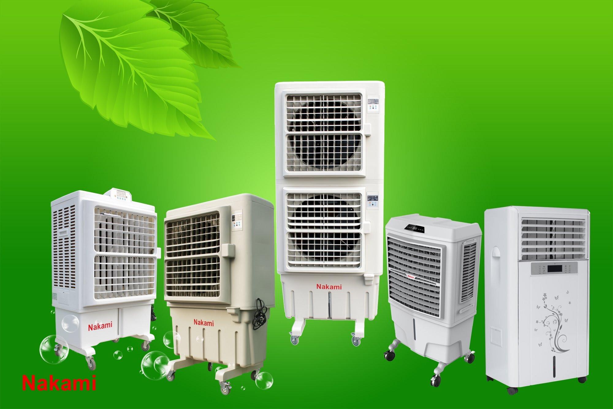 Nên mua máy làm mát không khí hay quạt phun sương tốt hơn?
