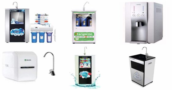 Nên mua máy lọc nước nào tốt nhất 2020 hiện nay?