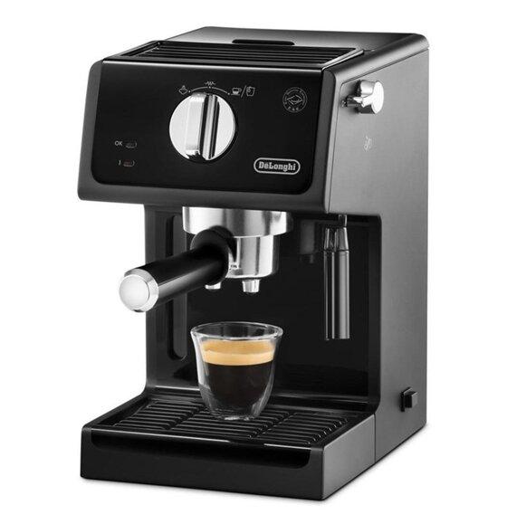 Nên mua máy pha cà phê loại nào: tự động, bán tự động hay viên nén?