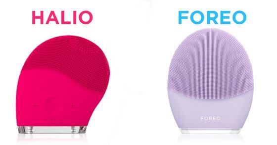 Nên mua máy rửa mặt Halio hay Foreo, câu trả lời nằm ngay đây