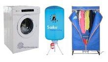 Nên mua máy sấy quần áo đa năng hay máy sấy quần áo chuyên dụng?