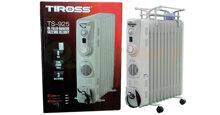 Nên mua máy sưởi dầu Tiross 9 thanh hay loại 11 thanh ? loại nào tốt hơn ?
