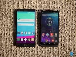 Nên mua Motorola DROID Turbo hay LG G4?
