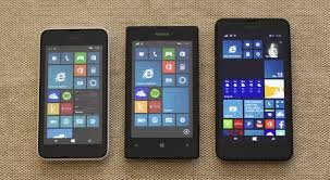 Nên mua Nokia Lumia 530 hay Lenovo A7000?