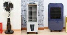 Nên mua quạt điều hòa, quạt hơi nước hay quạt phun sương hè 2019?