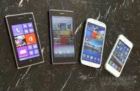 Nên mua Samsung Z1 hay iPhone 5 lock Nhật?